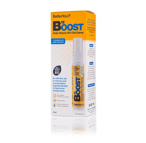 boost b12 vitamin spreyi
