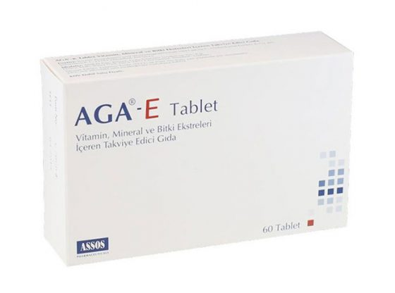 aga e 60 tablet